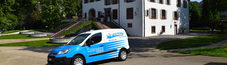 Top Clean Reinigungsinstitut Binningen Basel